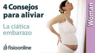 Ciática durante el embarazo 4 consejos que debes hacer para aliviarla