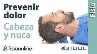 Auto-masaje para prevenir el dolor de cabeza y nuca