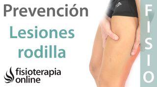 Isquiotibiales - Importancia de su estiramiento para prevenir lesiones de rodilla