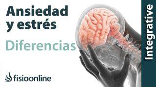 Diferencia entre nerviosismo, estrés y ansiedad y su repercusión en dolores musculoesqueléticos.