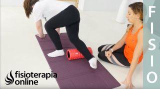 Liberación miofascial para la lesión de tobillo