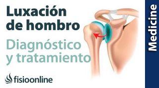 ¿Qué es la Luxación de hombro? Consejos y tratamiento indicado.
