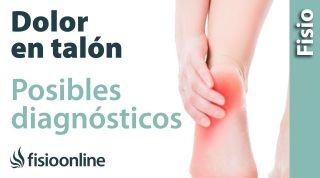 Dolor en el talón o talalgia