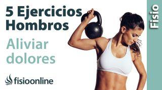 5 ejercicios para fortalecer tus hombros