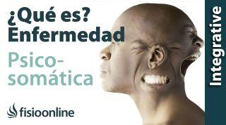¿Qué son las enfermedades psicosomáticas?