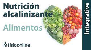 Nutrición alcalinizante - Alimentos ácidos y alcalinos