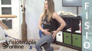 Cómo hacer sentadillas activando glúteo medio