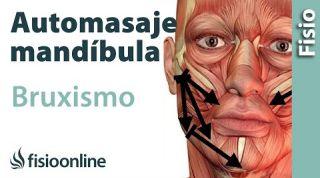 9.Auto-masaje de la mandíbula y musculatura de la masticación.