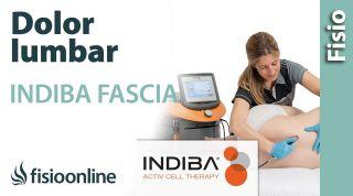 INDIBA ACTIV - Trata tu dolor lumbar de manera profunda con INDIBA FASCIA