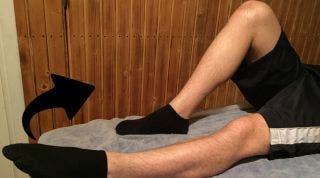 ejercicios protesis de rodilla 8