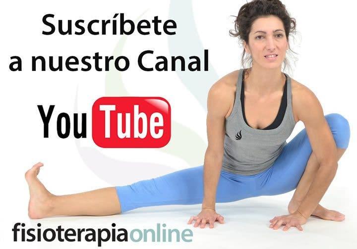 Suscríbete a nuestro canal de Youtube