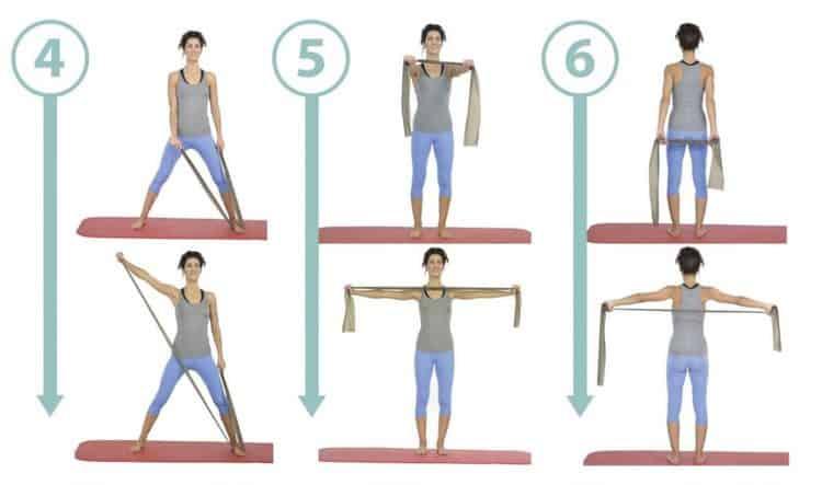 Ejercicios tonificar músculos del hombro