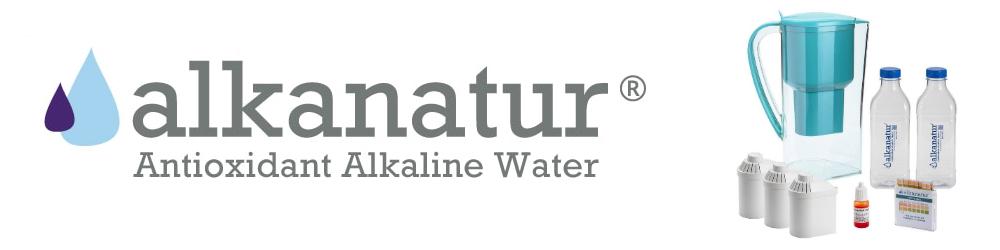 Alkanatur agua alkalina