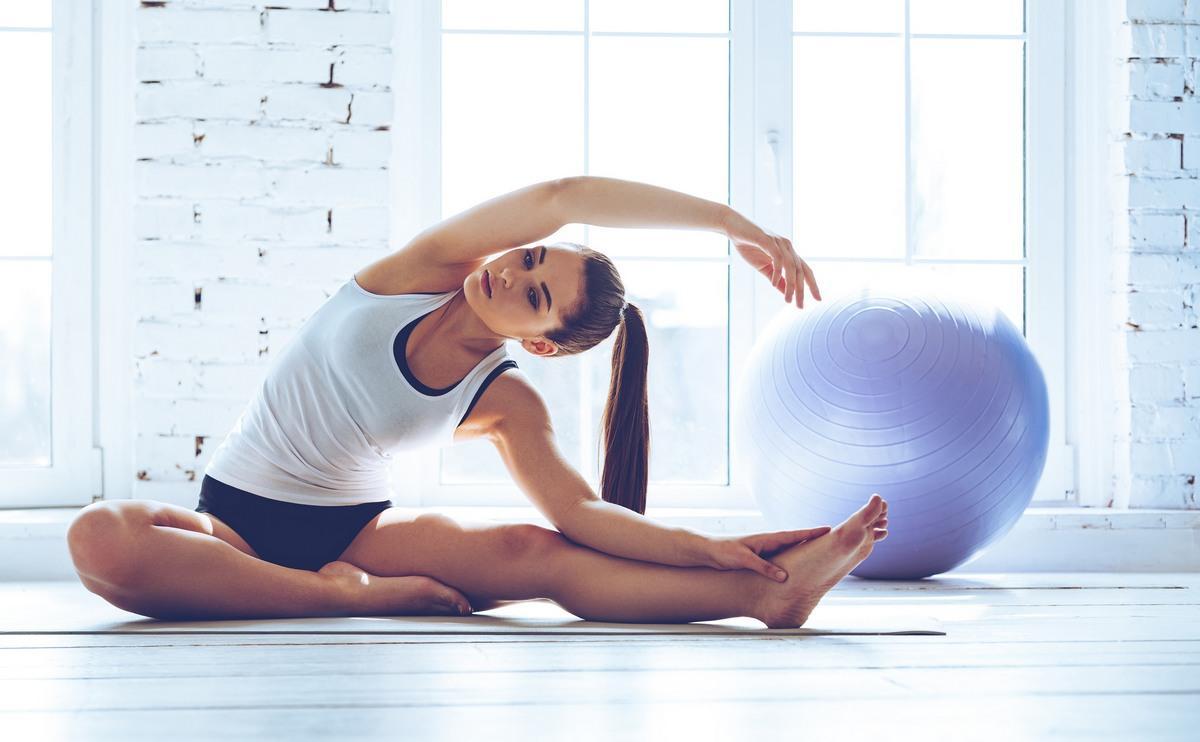 estiramientos beneficios y ejercicio