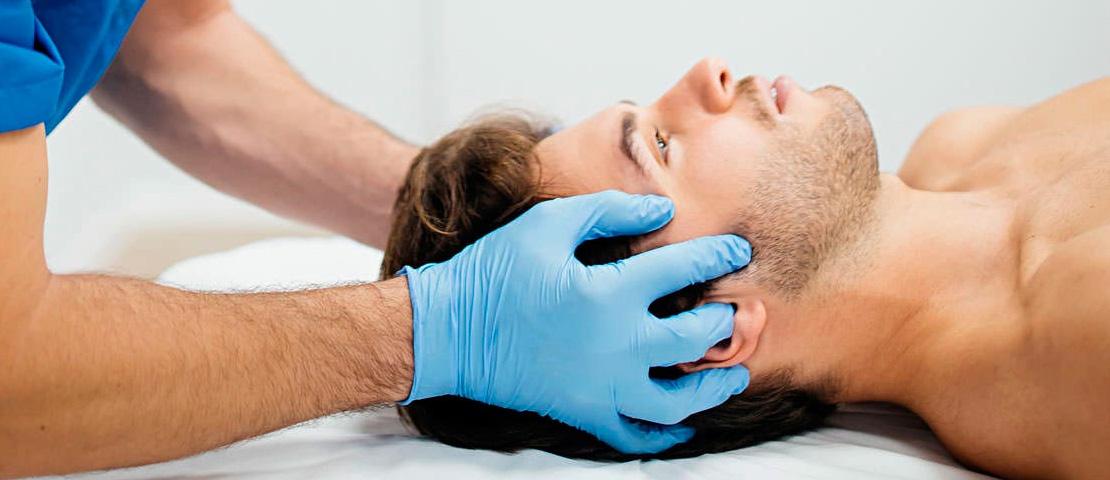 Fisioterapia de la ATM articulación temporomandibular