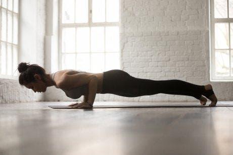 Pilates para tonificar los brazos