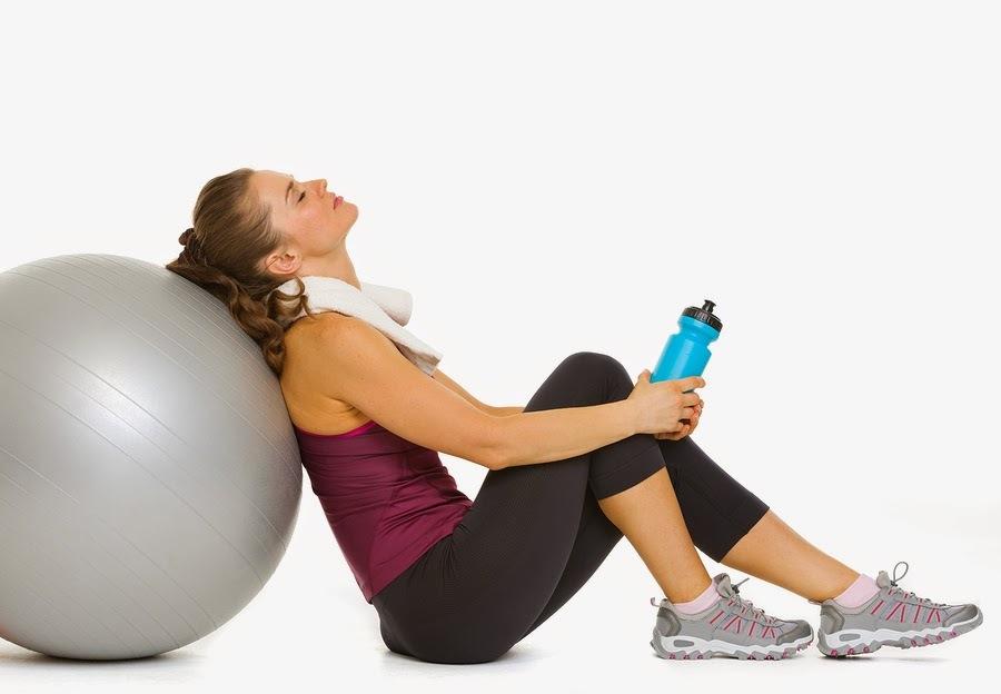 Recuperación del ejercicio y las competiciones