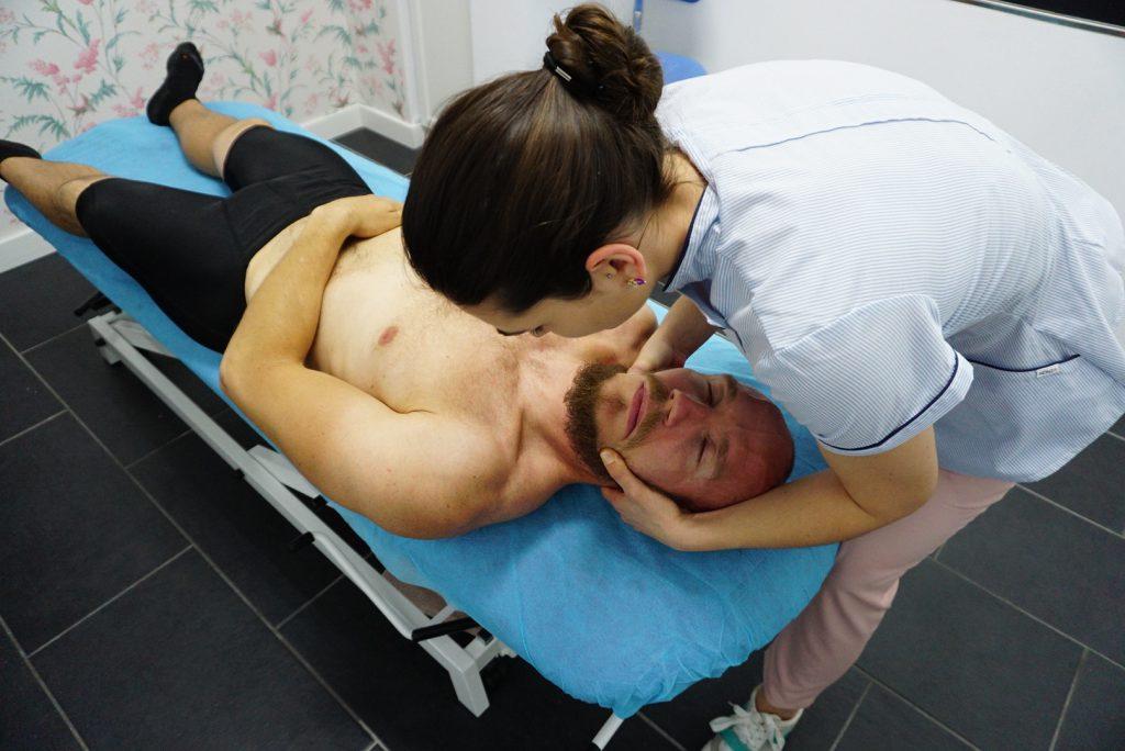 rehabilitación post-quirúrgica de neuralgia de Arnold